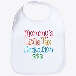Mommy's Little Tax Deduction Bib