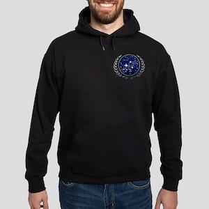 STARTREK UFP STONE Hoodie (dark)