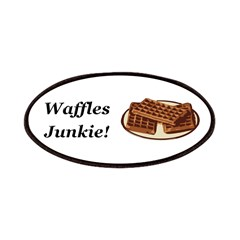 Waffles Junkie Patches