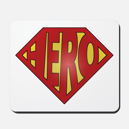 SuperHero Mousepad