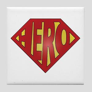 SuperHero Tile Coaster