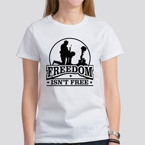 Fallen Soldier Freedom Isn't Free T-Shirt