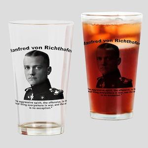 Richthofen: Aggressive Drinking Glass