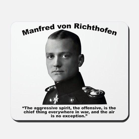 Richthofen: Aggressive Mousepad