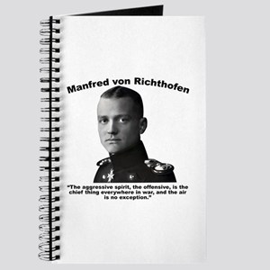 Richthofen: Aggressive Journal