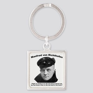 Richthofen: Fight Square Keychain