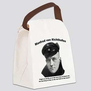 Richthofen: Fight Canvas Lunch Bag