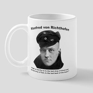 Richthofen: Fight Mug Mugs