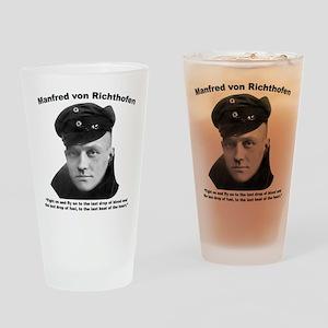 Richthofen: Fight Drinking Glass