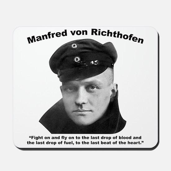 Richthofen: Fight Mousepad
