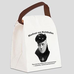 Richthofen: Success Canvas Lunch Bag