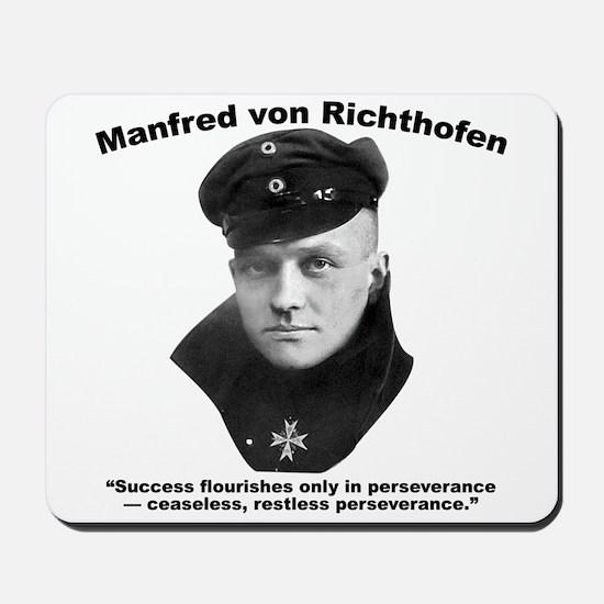 Richthofen: Success Mousepad