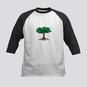 TREE WITH ROOTS Baseball Jersey