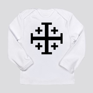 Crusader cross Long Sleeve T-Shirt