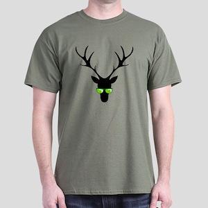 cool stag Dark T-Shirt