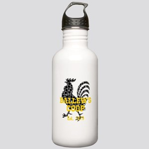 Rooster Personalize Water Bottle