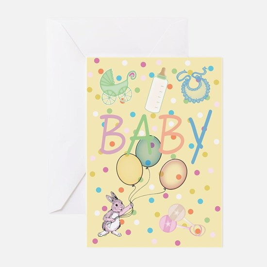 New Baby Congratulations Greeting Cards (pk Of 20)