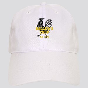 Rooster Personalize Baseball Cap