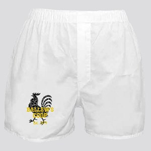 Rooster Personalize Boxer Shorts