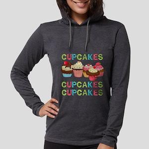 Cupcakes Cupcakes Cupcakes Long Sleeve T-Shirt