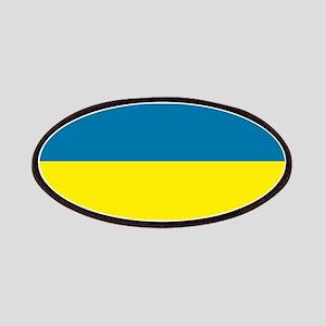 Ukraine flag Patches