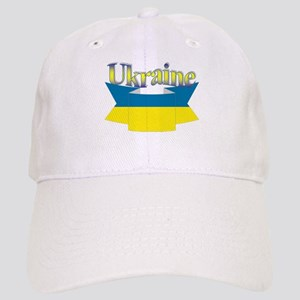 Ukrainian ribbon Cap