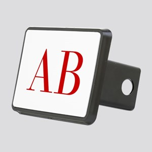 AB-bod red2 Hitch Cover