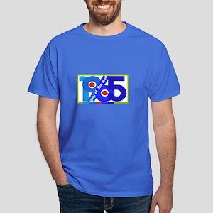 1965 Year of the Mod Dark T-Shirt
