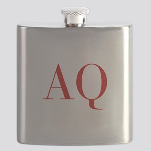 AQ-bod red2 Flask