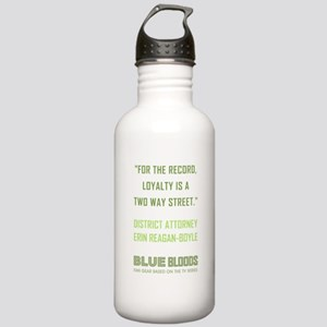 FOR THE RECORD... Stainless Water Bottle 1.0L