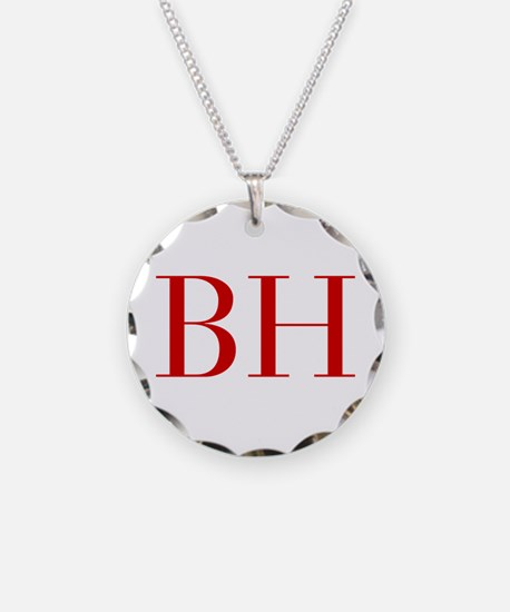 BH-bod red2 Necklace