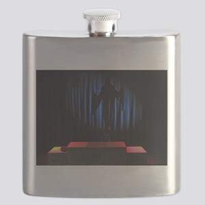 Ghost of Christmas Yet to Come Flask