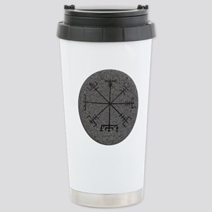 viking compass Travel Mug