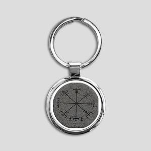 viking compass Keychains