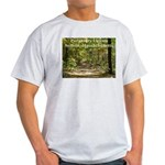 Purgatory Chasm Ash Grey T-Shirt