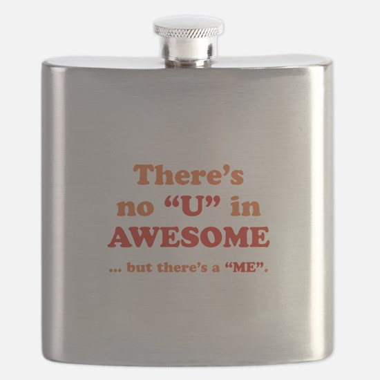 There's No U In AWESOME Flask