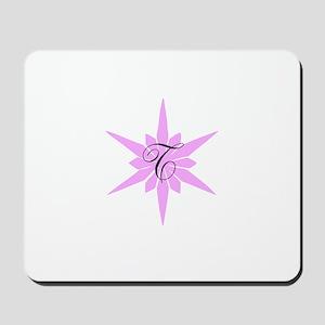 Monogram Mousepad