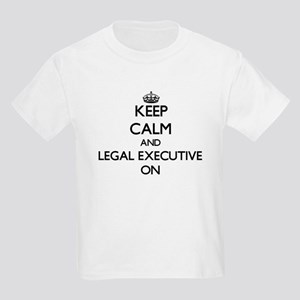 Keep Calm and Legal Executive ON T-Shirt