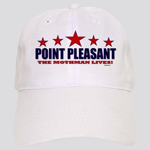 Point Pleasant The Mothman Lives Cap