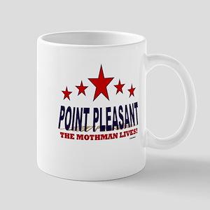 Point Pleasant The Mothman Lives Mug