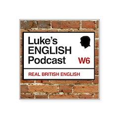 Lep Logo Sticker