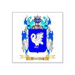 Hirschkop Square Sticker 3