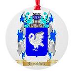 Hirschfield Round Ornament