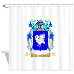 Hirschfeld Shower Curtain