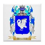 Hirschfeld Tile Coaster