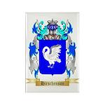 Hirschenson Rectangle Magnet (100 pack)