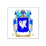 Hirschenson Square Sticker 3