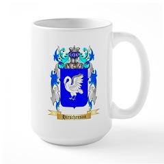 Hirschenson Large Mug