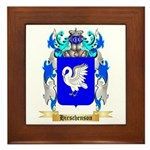 Hirschenson Framed Tile