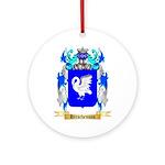 Hirschenson Ornament (Round)